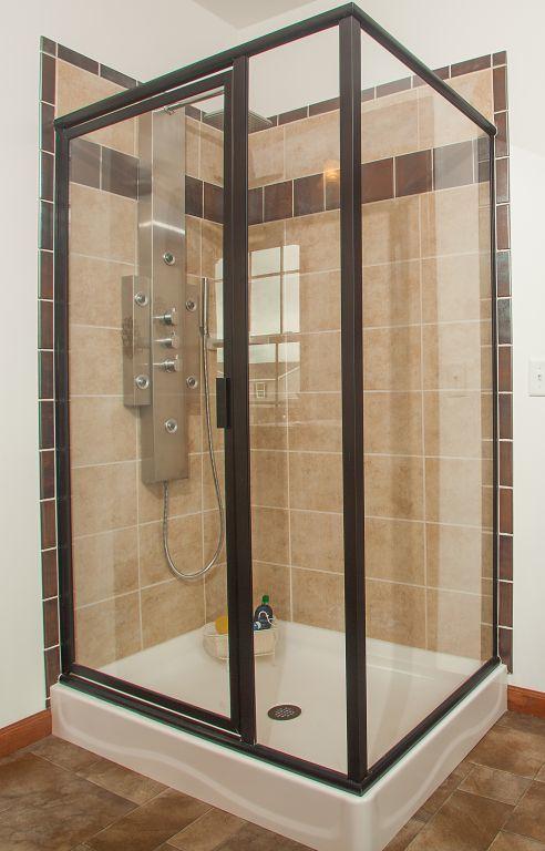 Body Spray Shower. Brushed Nickel Shower Head Brushed Nickel Hand ...