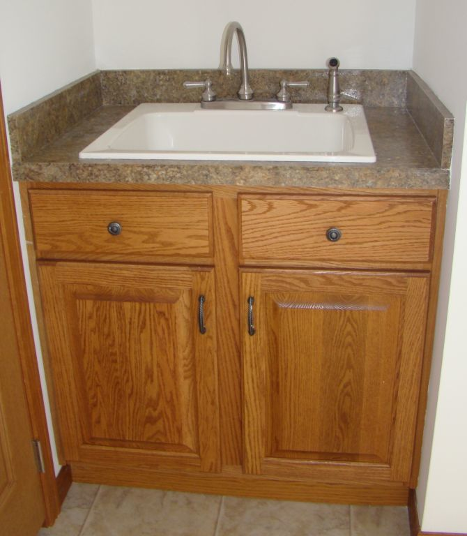 Expand Previous 1 Utility Sink With Base Cabinet