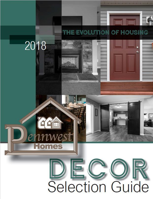 Pennwest Online Brochures   Pennwest Homes