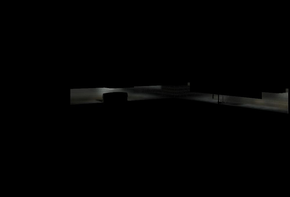 Elevare 4x16 Coal Black (glass)