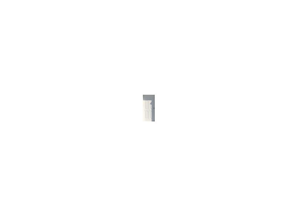 6 Panel - White