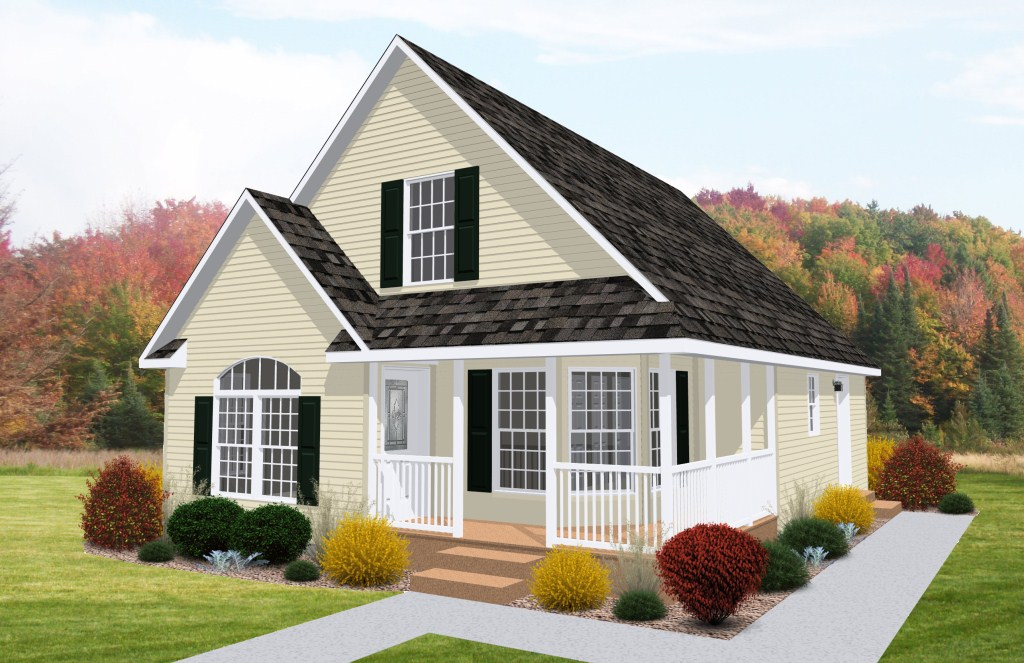 Pennwest cape modular nantucket hp108a find a home for Cape cod model homes