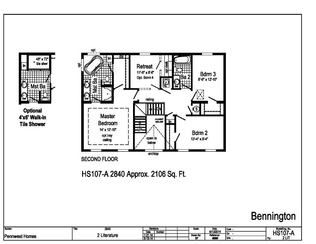 pennwest 2-story modular - bennington
