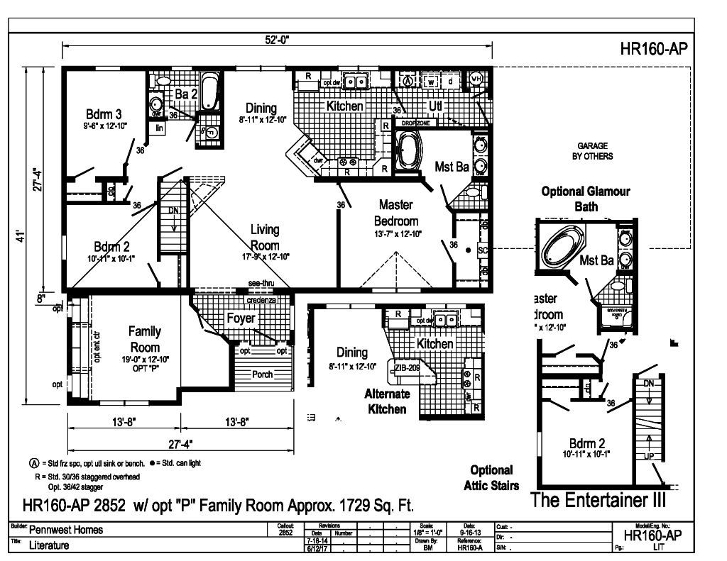 Pennwest Ranch Modular The Entertainer Iii Hr160ap Find A Home Nook Usb Cable Wiring Diagram Overview