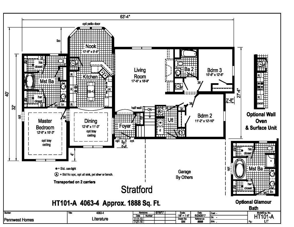 pennwest ranch modular - stratford