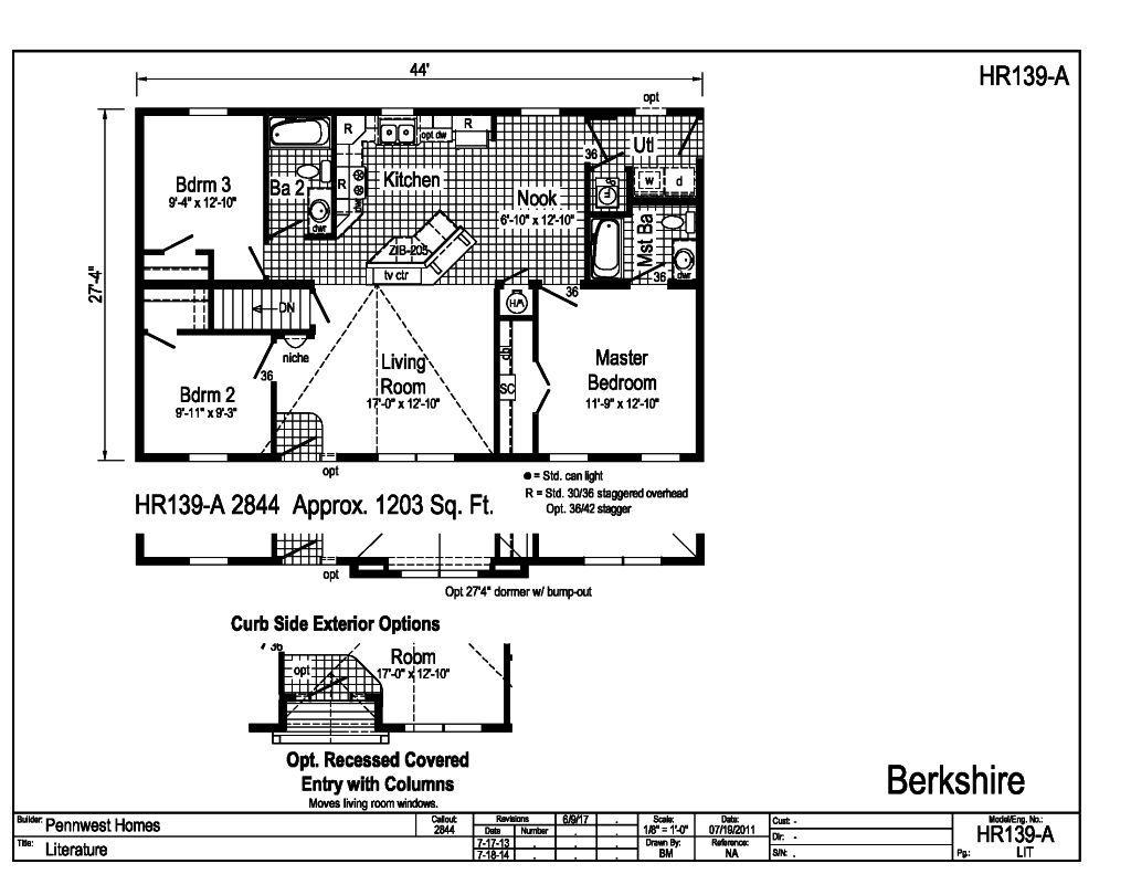 pennwest ranch modular - berkshire