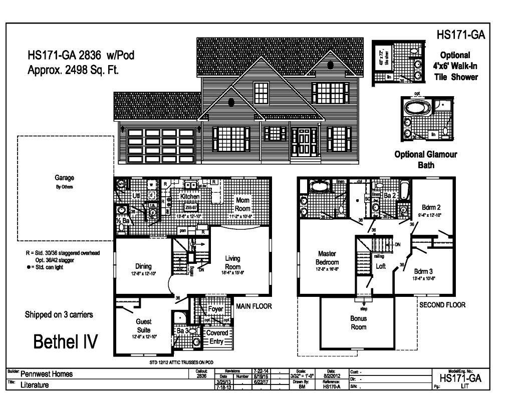 pennwest 2-story modular - bethel iv