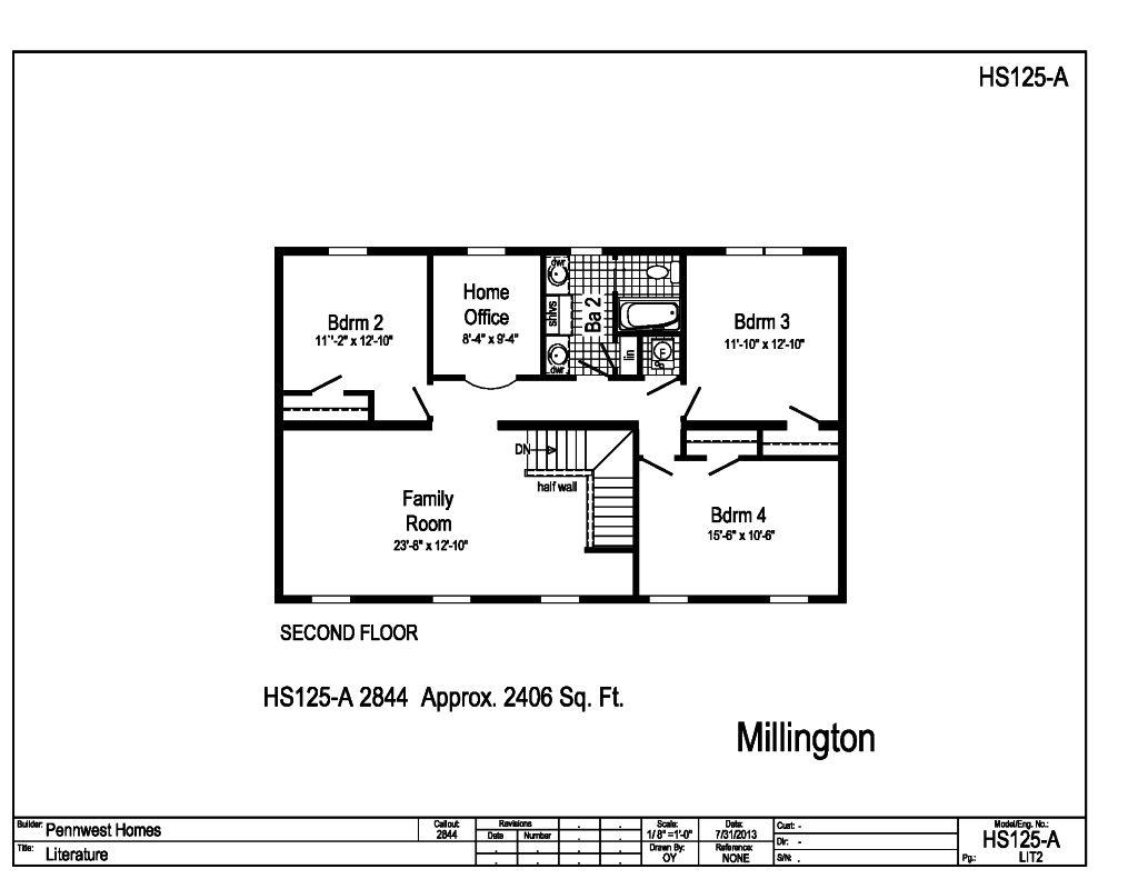 pennwest 2-story modular - millington