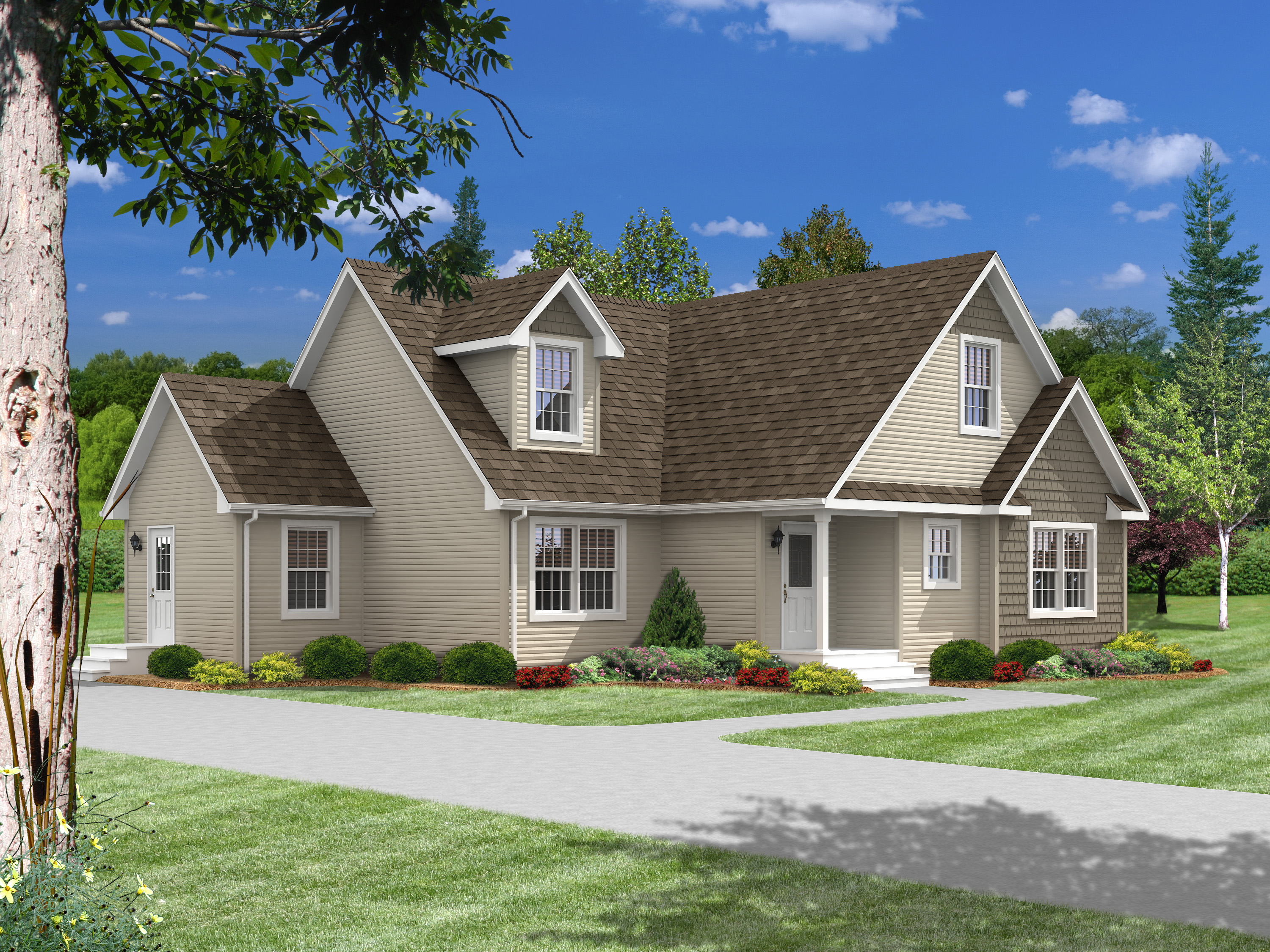 Pennwest Homes Options Sim Home