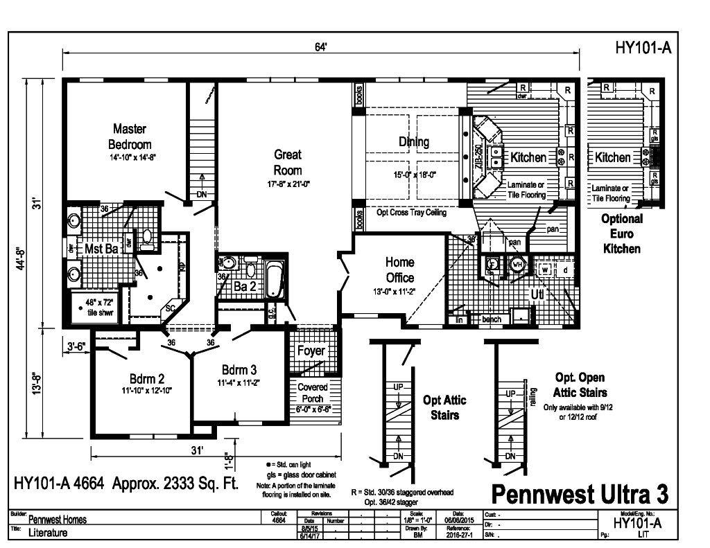 pennwest ranch modular - pennwest ultra 3
