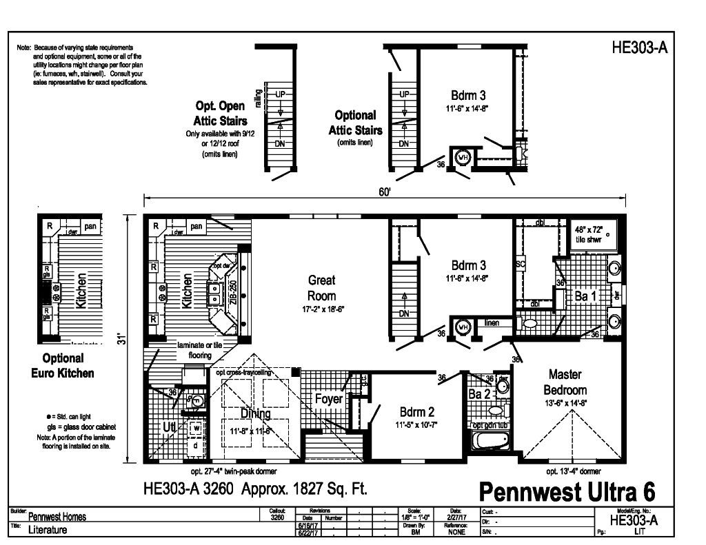 pennwest ranch modular pennwest ultra 6 he303a find a home Manufactured Home Electrical Schematics standards \u0026 features home components